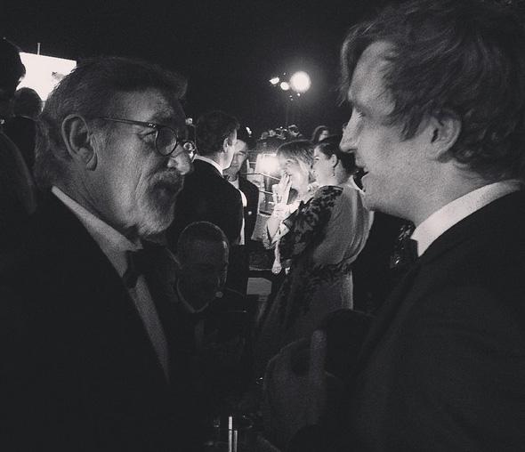 Rencontre avec Spielberg