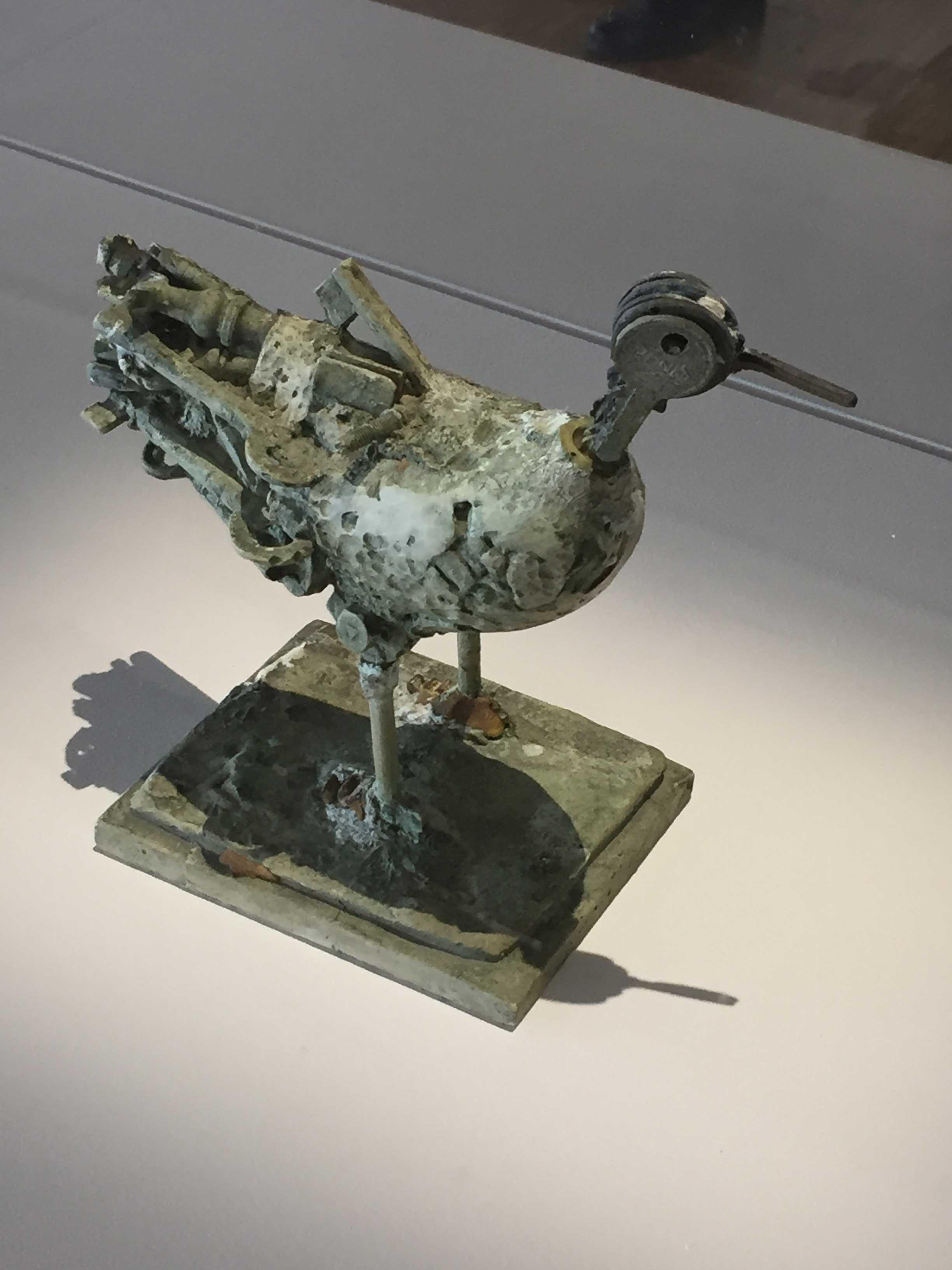 César sculpture pompidou